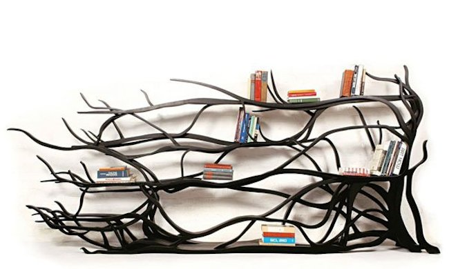 Cool-Tree-Shaped-Bookshelf